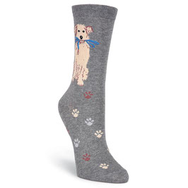 Dog Walk Crew Socks