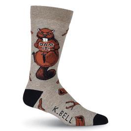 Men's Dam It Crew Socks