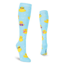 Rubber Ducks Knee High