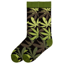 POT LUCK GREEN Socks