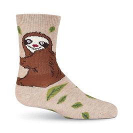 Kid's Sloth Crew Socks