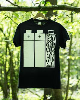 """T-Shirt """"Batterie"""" limitiert"""