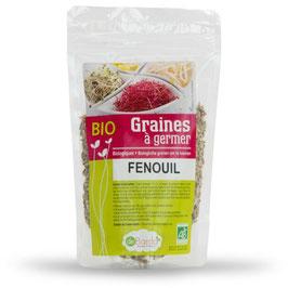 GRAINES A GERMER FENOUIL 100gr