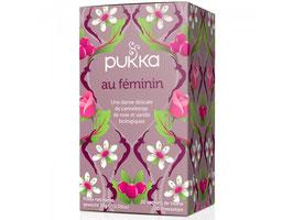 INFUSION AU FEMININ 20 SACHETS