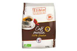 CAFE 100% arabica MOULU 500gr