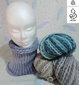 Scaldacollo misto lana merinos