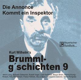Brumml G'schichten 9  Die Annonce / Kommt ein Inspektor
