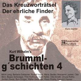 Brumml G'schichten 4    Das Kreuzworträtsel / Der ehrliche Finder