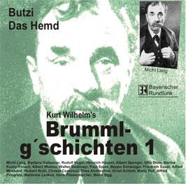 Brumml G'schichten  1   Butzi / Das Hemd