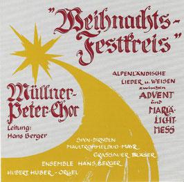 Müllner Peter Chor  -Weihnachtsfestkreis-