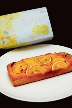 マイヤーレモンケーキ