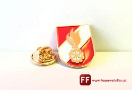 Original 3D EmailPIN E2020 mit dem Korpsabzeichen der österreichischen Feuerwehr