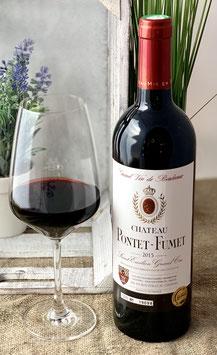 2015 Château Pontet-Fumet AOC Bordeaux Grand Cru