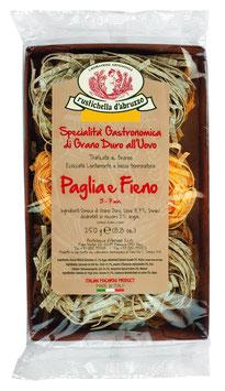 Fettucine Paglia e Fieno di Rustichella d'Abruzzo 250g