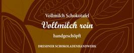 """Vollmilch Schokoladentafel """"pur 46%"""""""