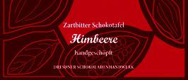 """Zartbitter Schokoladentafel """"Himbeere 70%"""""""