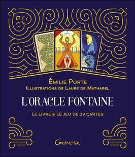 L'Oracle Fontaine - Le livre & le jeu de 39 cartes