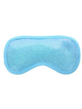 Masque Relaxant pour les Yeux en Billes de gel Bleu