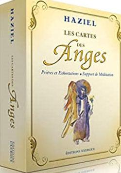 Les cartes des anges Haziel