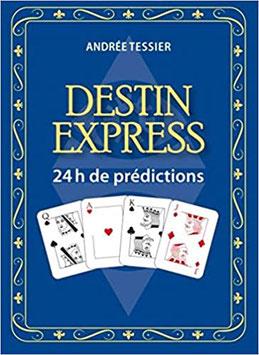 Destin express - 24h de prédictions