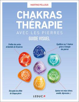 Chakras thérapie avec les pierres