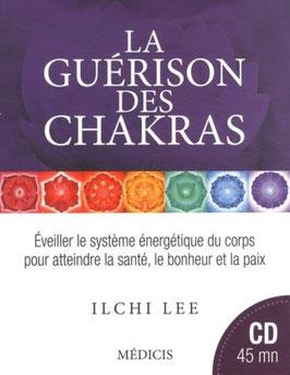 La guérison des chakras