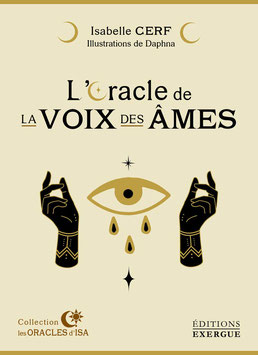 L'Oracle de la voix des âmes - Les Oracles d'Isa - Coffret