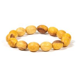 Bracelet Palo Santo perles ovales