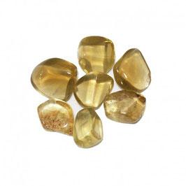 Pierre roulée de Labradorite dorée