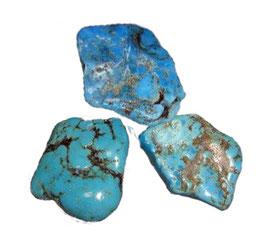 Turquoise naturelle