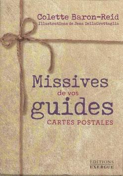 Missives de vos guides cartes postales