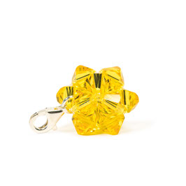 LiChaMe-Anhänger, gelb (Solarplexuschakra) *** Anhänger des Jahres 2019 ***