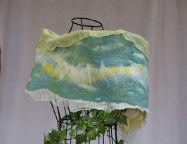 KAMILLA - Stola aus Seide und Wolle, 120 x 25 cm
