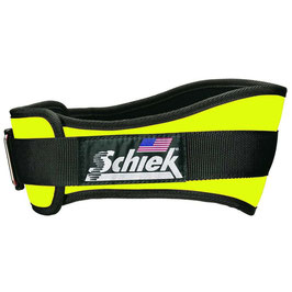 Yellow Lifting Belt