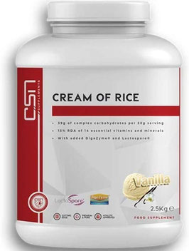 CREAM OF RICE CSN