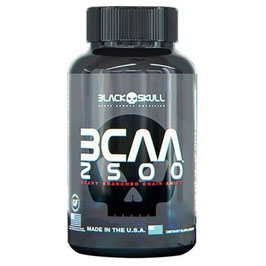 BlackSkull BCAA Caps