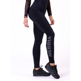 Nebbia Damen Flash-Mesh Leggings