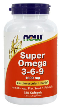 NOW Super Omega 3-6-9 250Stk
