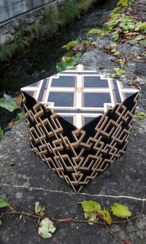 Intarsien Holzbox