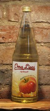 Oma Lisas Apfelsaft klar