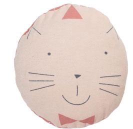 Flanell Kinderkissen JUWEL Katze