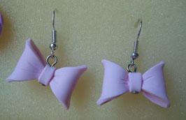 orecchini a fiocco