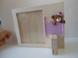 Cornice orsetta con lettino