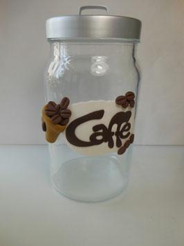 """Barattolo """"latte"""" x CAFFE"""