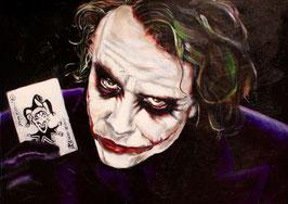 The Joker (Basic black) INCLUSIEF verpak en verzendkosten!