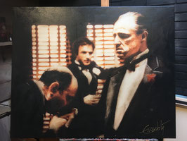 The Godfather Handkiss