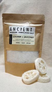 Badesalz  Skin Revive 500g Geranium & Grapefruit