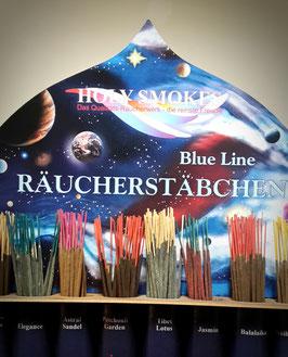 Holy Smoke Blue Line Räucherstäbchen