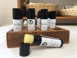 Natürliche Lippenpflege