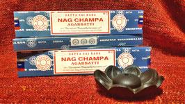 Nag Champa - Blue -